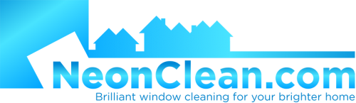 Neonclean.com - Brilliant window cleaning for your brighter home.